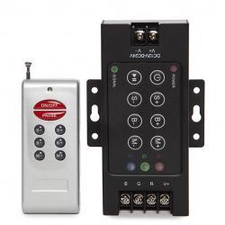 Controlador RGB Rf 24VDC ► 576W Mando a Distancia - Imagen 1