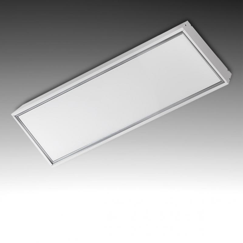 Marco Instalación Superficie Panel LED 1200X300Mm - Imagen 1