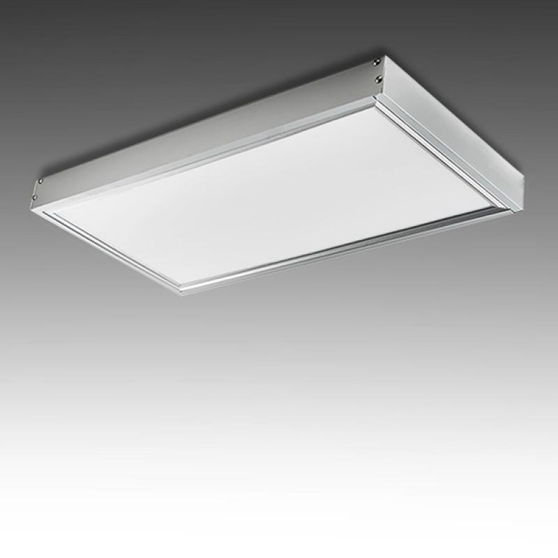 Marco Instalación Superficie Panel LED 600X300Mm - Imagen 1