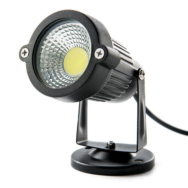 Foco LED COB para Jardínes 5W 450Lm 30.000H - Imagen 1