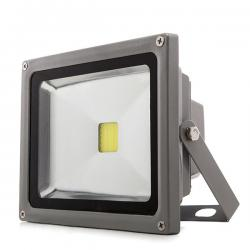 Foco Proyector Led para Exterior Dimable BRICO 30W 2550lm 30.000H