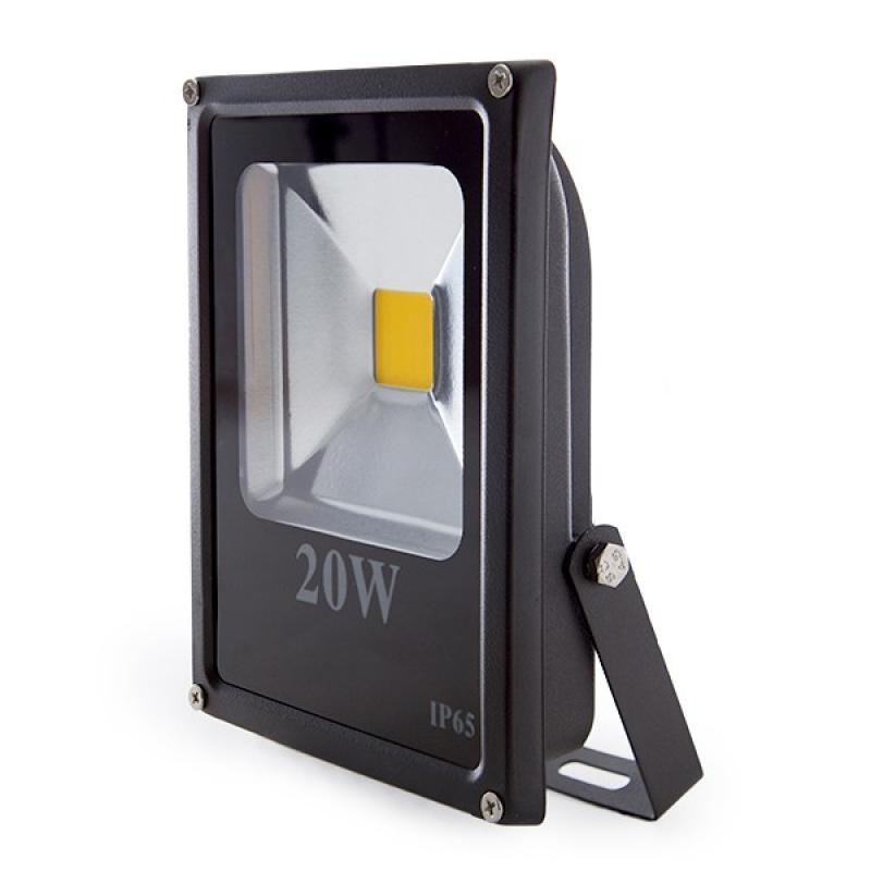 Foco Proyector LED IP65 20W 1400Lm 30.000H Ecoline - Imagen 1