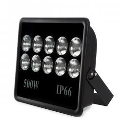 Foco Proyector Led para Exterior 500W 40000lm 30.000H