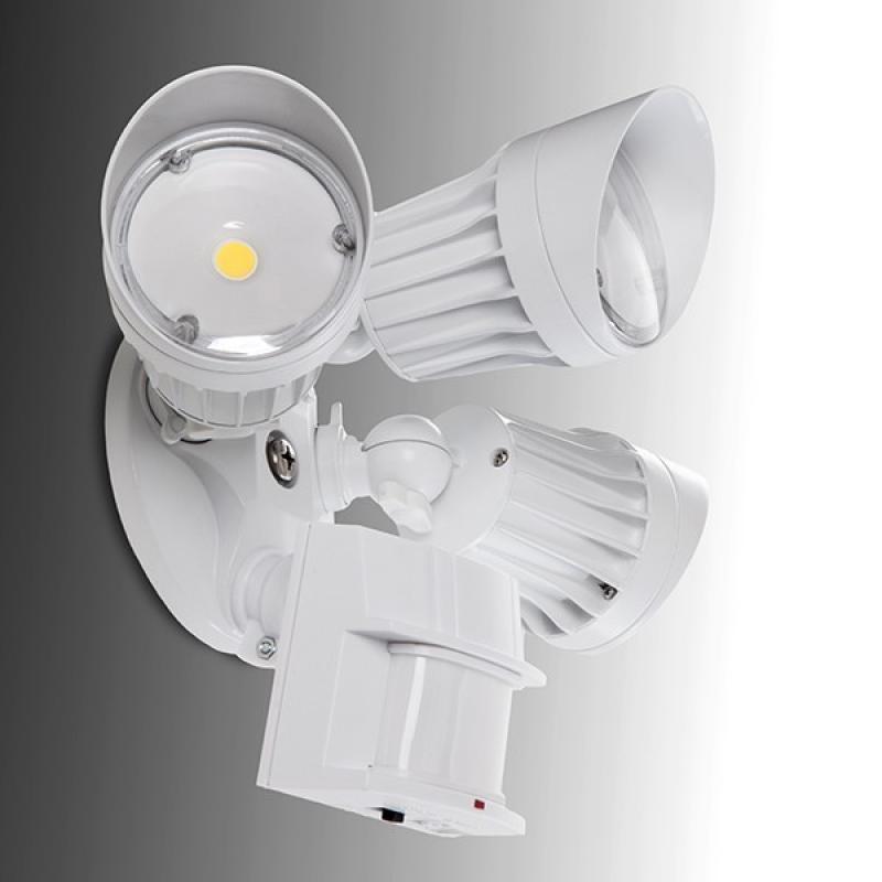 Foco LED Detector Movimiento 30W 2250Lm 50.000H - Imagen 1