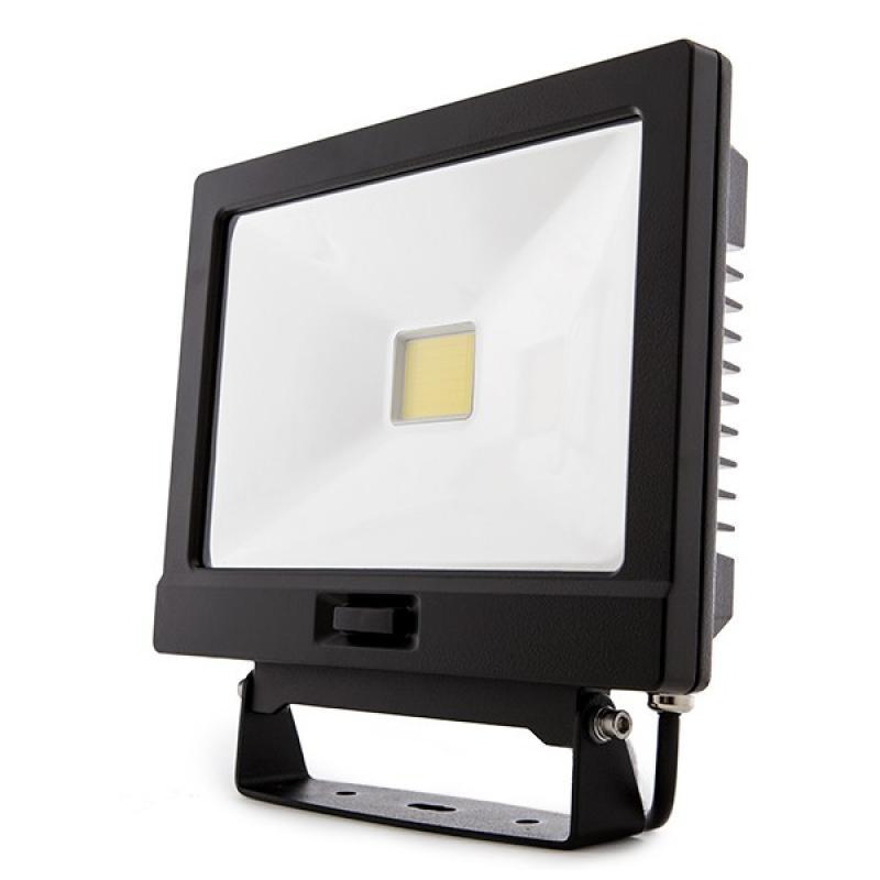 Foco Proyector LED IP65 50W 4500Lm Detector Movimiento - Mando a Distancia 30.000H - Imagen 1
