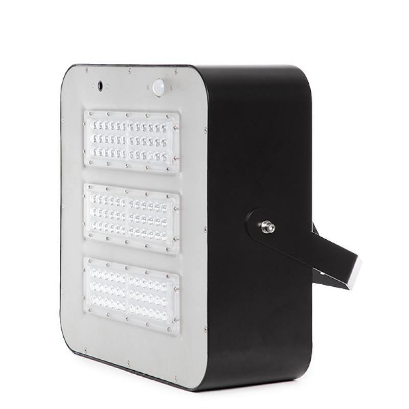 Luminaria LED 112W 18360Lm IP54 Detector de Presencia - Cámara de Seguridad - Imagen 1