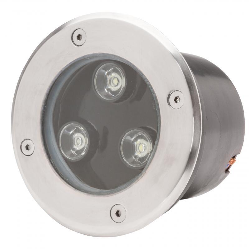 Foco LED IP67 Empotrar 3W 285Lm 30.000H Jocelyn - Imagen 1