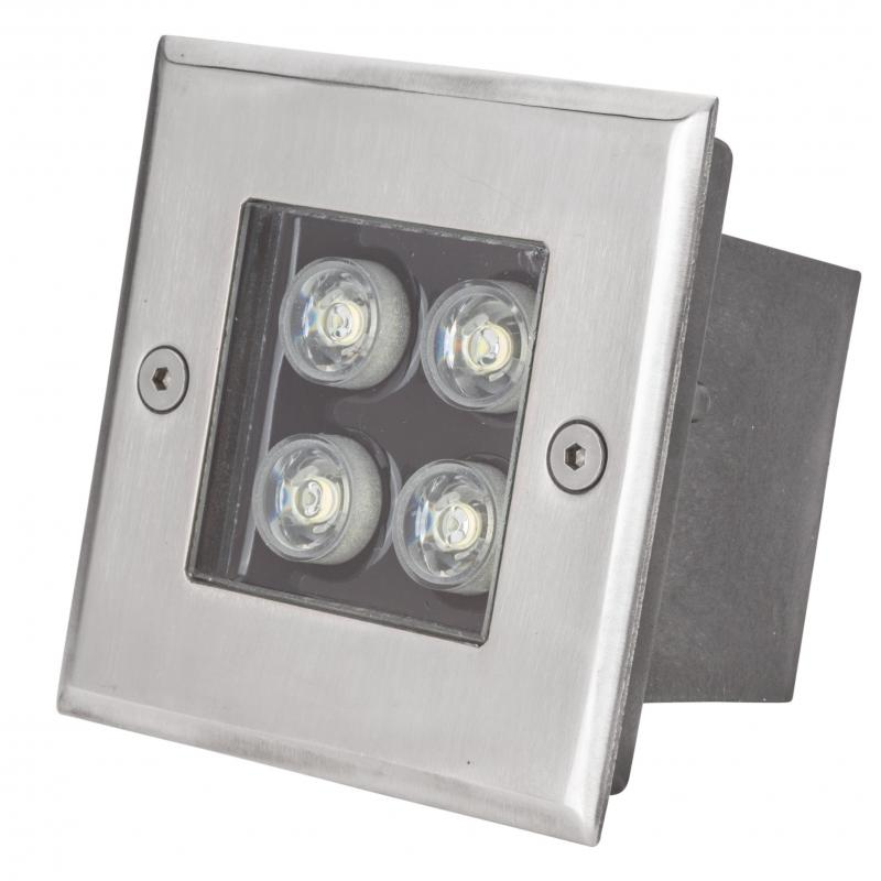 Foco LED IP67 Empotrar 4W 380Lm 30.000H Kimberly - Imagen 1