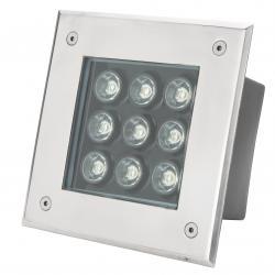 Foco LED IP67 Empotrar 9W 855Lm 30.000H Valerie