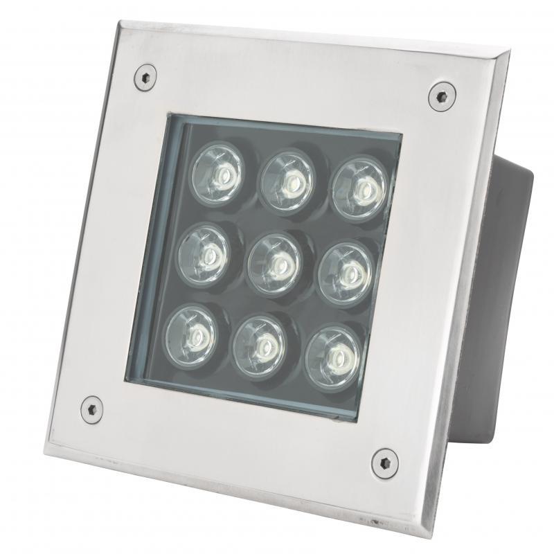 Foco LED IP67 Empotrar 9W 855Lm 30.000H Valerie - Imagen 1