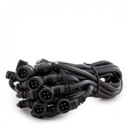Cable de Conexión IP67 6 Luces Empotrables RGB - Imagen 1
