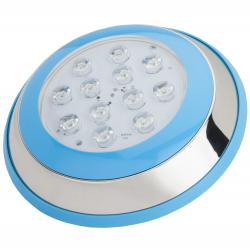 Foco de Piscina Led Montaje Superficie Ø230Mm 12W Blanco Natural - Imagen 1