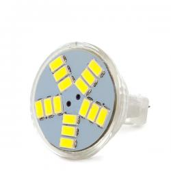Bombilla Led Gu4 MR11 2,5W 180Lm 30.000H