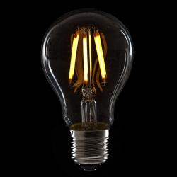 Bombilla Filamento LED E27 6W 560Lm 30.000H - Imagen 1