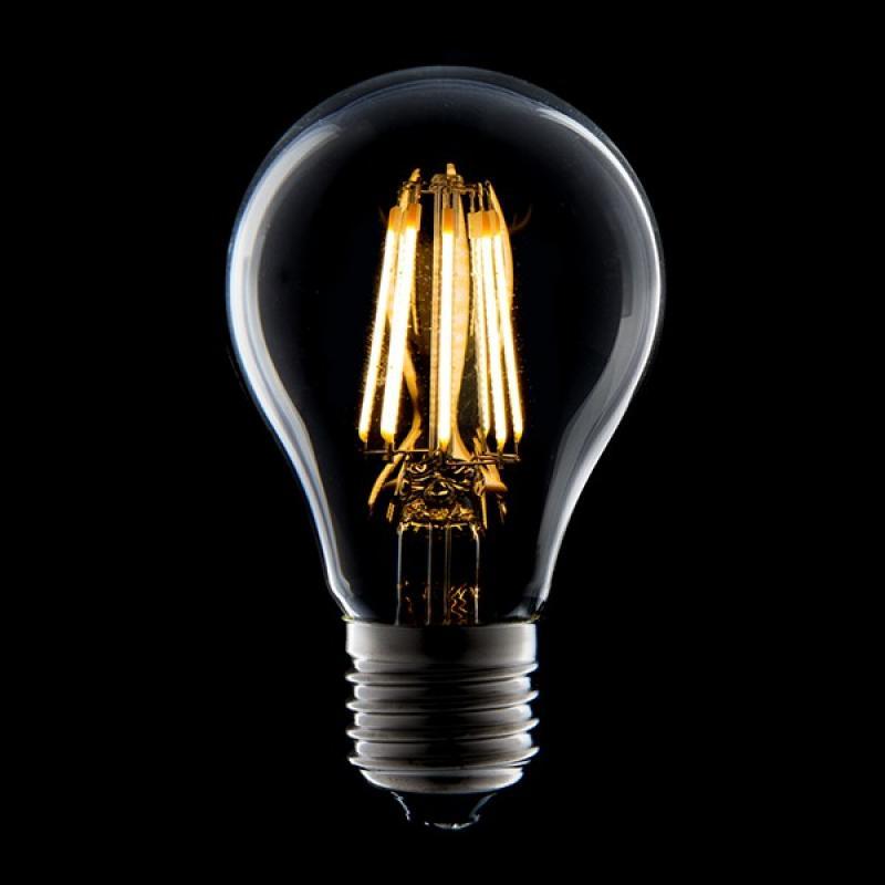 Bombilla Filamento LED E27 8W 760Lm 30.000H - Imagen 1