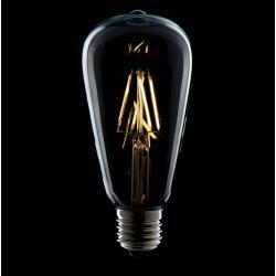 Bombilla Filamento LED E27 4W 380Lm 30.000H
