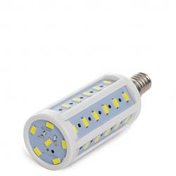 Bombilla E14 42 LEDs 5730SMD 10W 980Lm 30.000H - Imagen 1