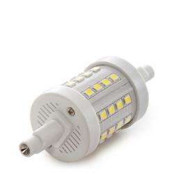 Bombilla Led R7S 78Mm 360º SMD2835 6W 600Lm 50.000H