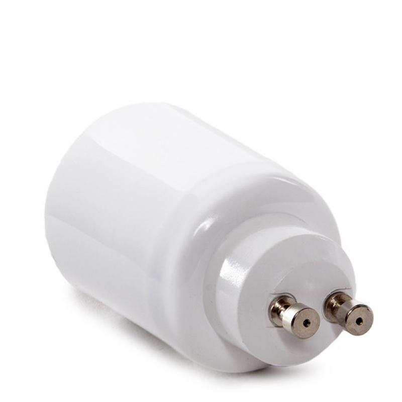 Adaptador GU10 / E27 - Imagen 1