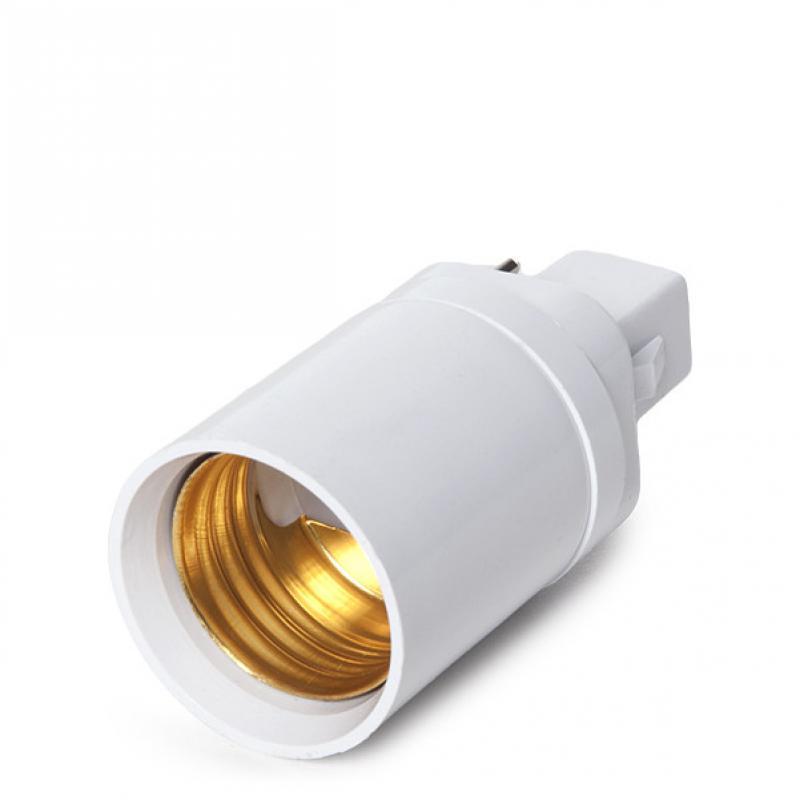 Adaptador G24 / E27 - Imagen 1