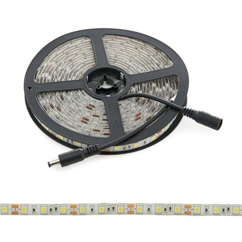 Tira LED 300 X SMD5050 12VDC IP65 - Imagen 1