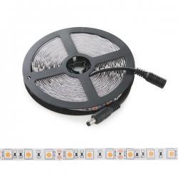 Tira LED 300 X SMD5050 12VDC 60W IP25 Rosa - Imagen 1