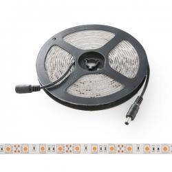 Tira LED 300 X SMD5050 12VDC 60W IP65 Rosa