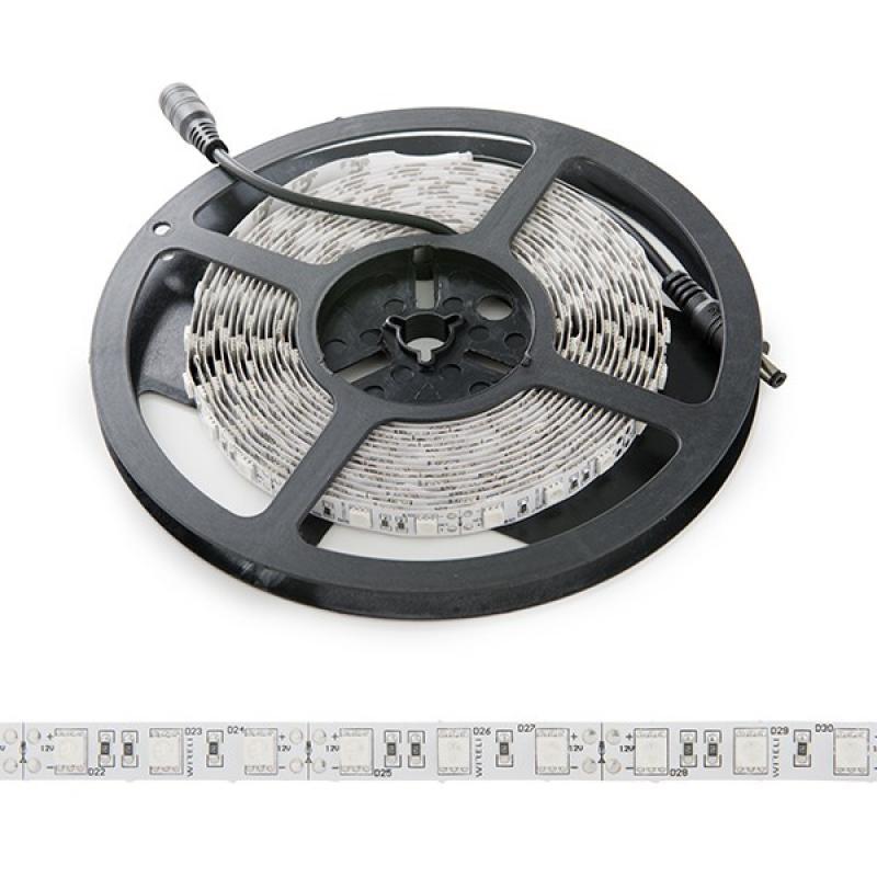 Tira LED 300 X SMD5050 12VDC 60W IP65 Ultravioleta - Imagen 1