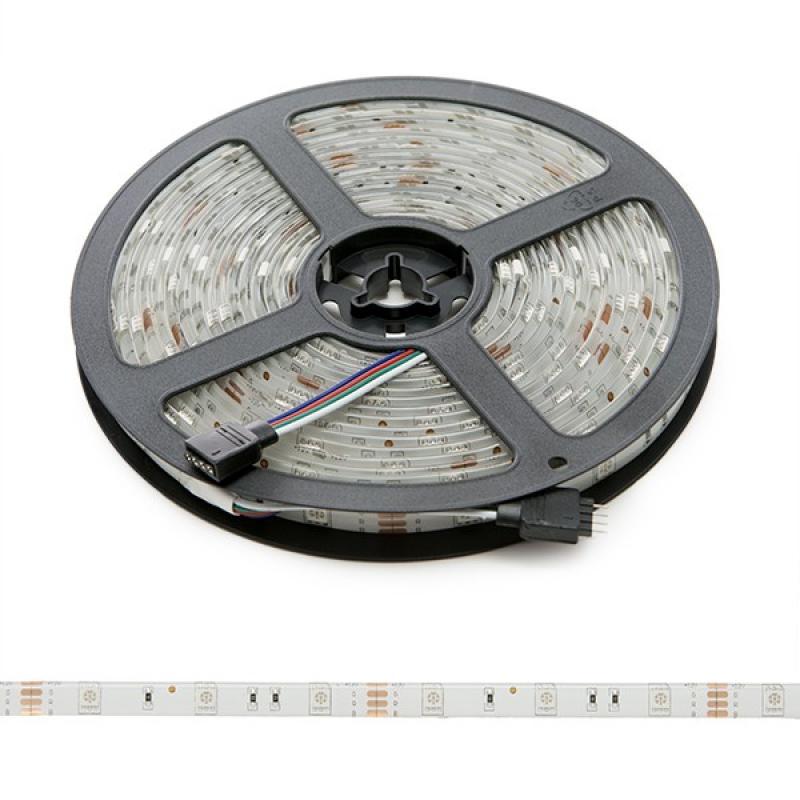 Tira LED 150 X SMD 5050 5M RGB - Imagen 1