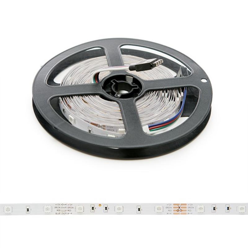 Tira LED 150 X SMD 5050 5M RGB IP33 - Imagen 1