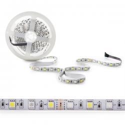 Tira LED 360 X SMD 5050 5M RGB-Blanco Frío IP25