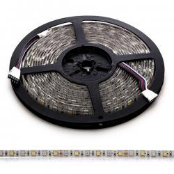 Tira LED 360 X SMD 5050 5M RGB-Blanco Cálido IP65