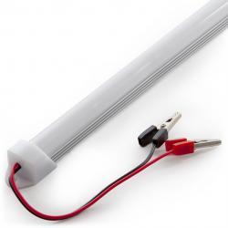 Barra LED Difusor Opal 524Mm 12VDC 18W 1260Lm 30.000H
