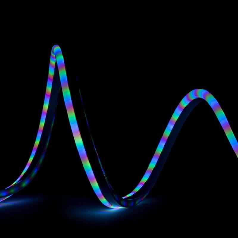 Manguera LED Neon Flex 80 LEDs/M 8W/M 24VDC IP66 - Imagen 1