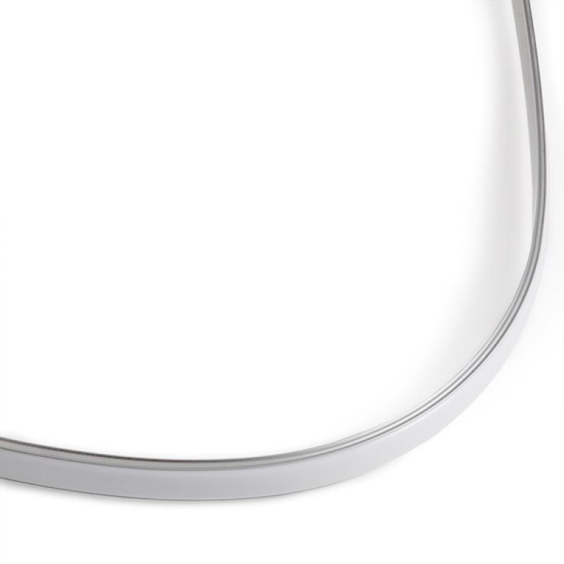 Perfíl Aluminio Flexible para Tira LED Difusor Opal 2M - Imagen 1