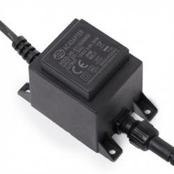 Transformador LED 30W 230VAC/24VAC Sumergible IP68