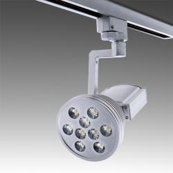 Foco Carril LED 9W 900Lm 30.000H