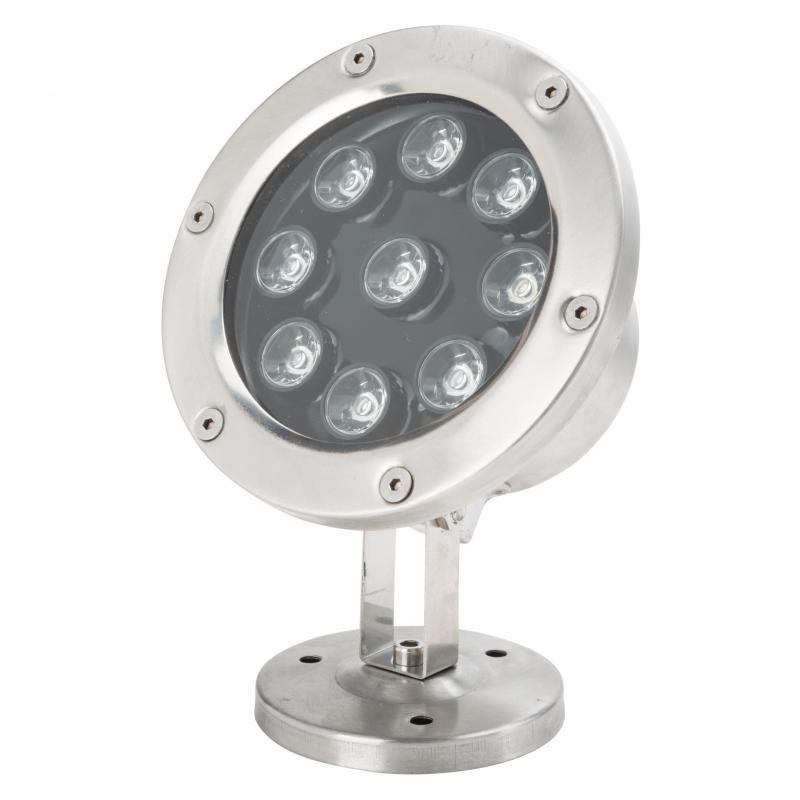 Foco LED Jardín IP67 9W 810Lm 30.000H - Imagen 1