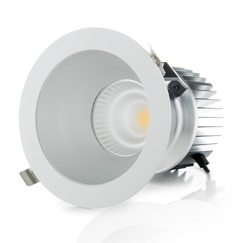 Foco Downlight LED Circular Techos 6-10M 70W 5750Lm 50.000H - Imagen 1