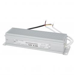 Transformador LED 100W 230VAC/12VDC IP67 - Imagen 1