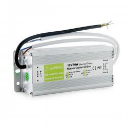 Transformador LED 80W 230VAC/12VDC IP67 - Imagen 1