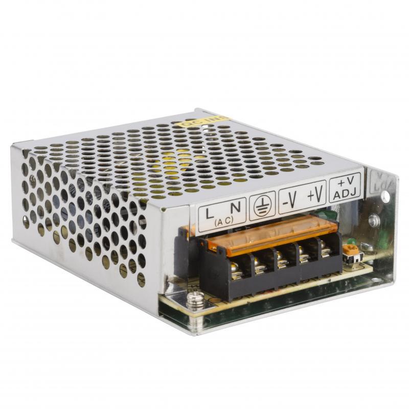 Transformador LED 24VDC 60W/2,5A IP25 - Imagen 1
