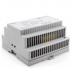 Transformador LED Carril Din 230VAC/12VDC 100W 8A