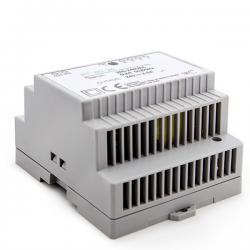 Transformador LED Carril Din 230VAC/24VDC 60W 2,5A