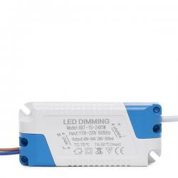 Driver Dimable Placa Led 18W