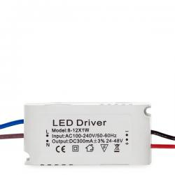 Driver Dimable Foco Downlight  LED 9W - Imagen 1