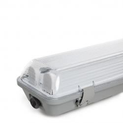 Equipo Estanco IP65 2 X Tubo LED 1500Mm ABS/Pc - Imagen 1