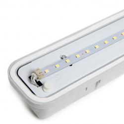 Luminaria Led Estanca IP65 1200mm 20W 2000Lm 30.000H