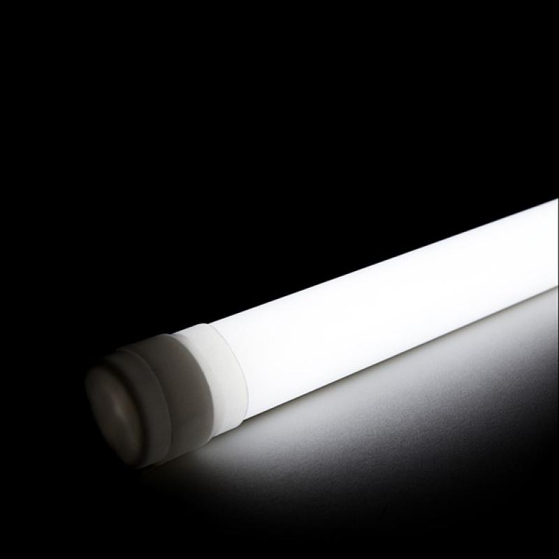 Tubo LED IP65 Productos Lácteos 1200Mm 18W 50.000H - Imagen 1
