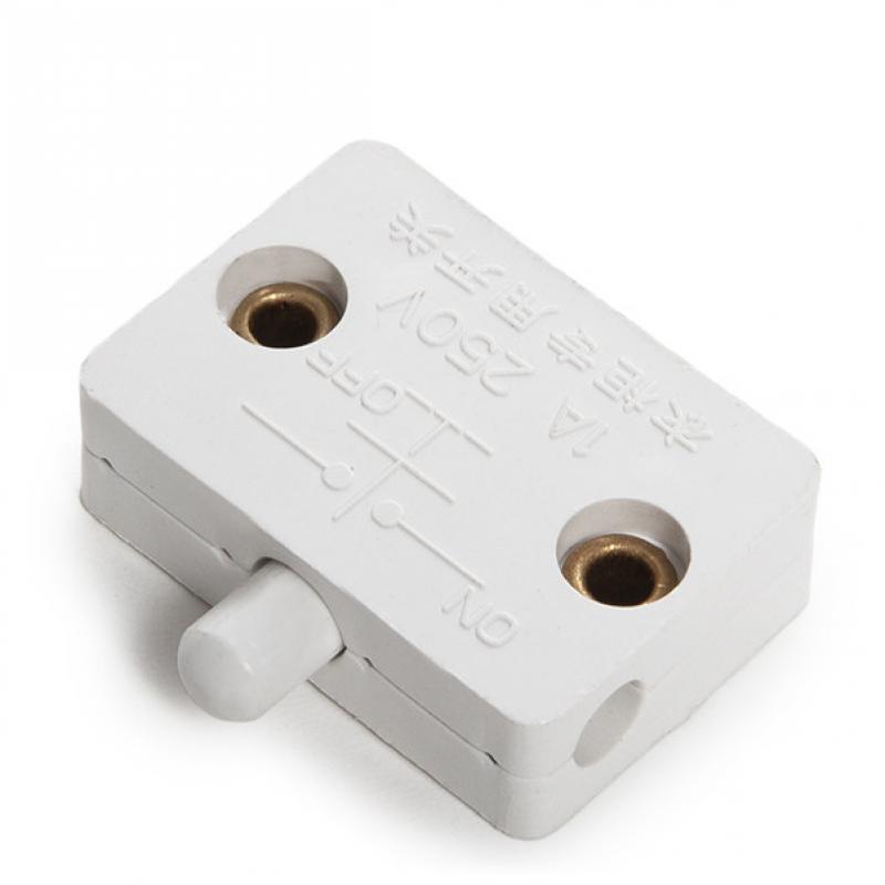 Interruptor para Armarios con Botón - Imagen 1